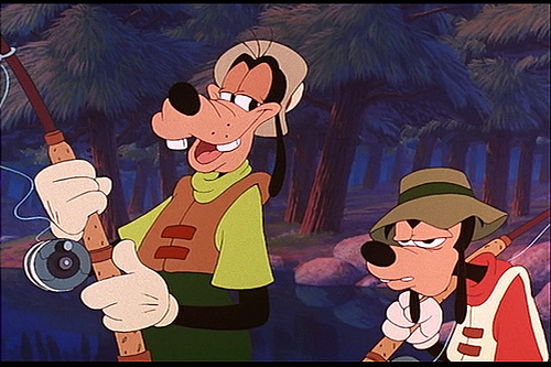 T.G.I.F. Pic Of The Week – Happy 80th Birthday Goofy ...