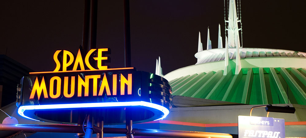 Favorite Disney Rides – Space Mountain! | Living in a ...