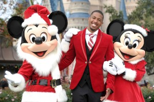 2012 Disney Christmas Special Taping