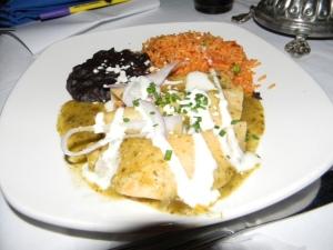 SanAngel Enchiladas