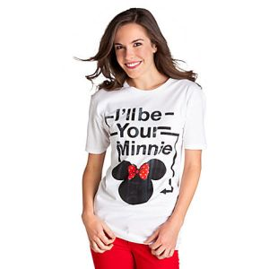 TGIF Shirts Minnie