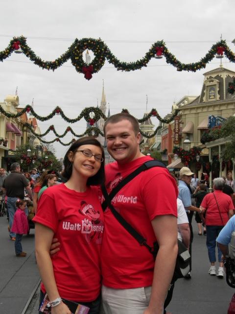 Treats World Disney Christmas
