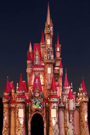 TGIFVday castle