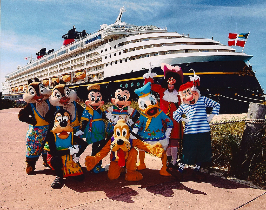 Disney Cruise Line Living In A Grown Up World