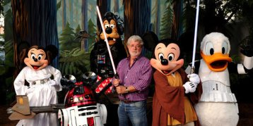 FILE: Disney To Buy Lucasfilm; Announces Star Wars Episode VII