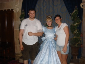 CRT Cinderella