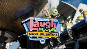 Laugh Floor Entrance