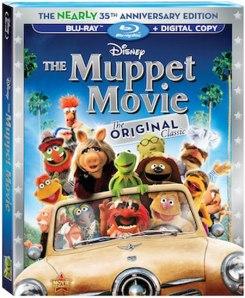 MuppetMovie DVD