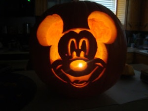 TGIFPumpkin Mickey Dark