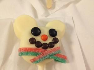 Desserts Cake Pop