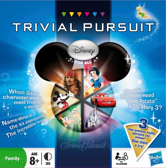 Games Triv Pursuit