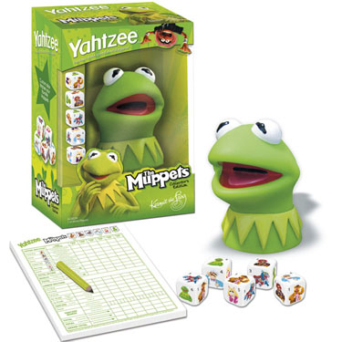 Games Yahtzee