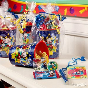 Mickey Party Favors 2