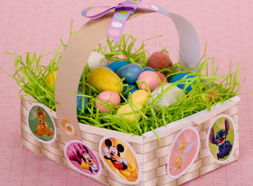 TGIF Easter Basket