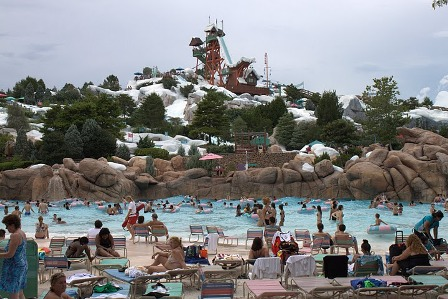 BlizzardBeach Beach