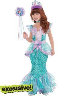 Costume Ariel