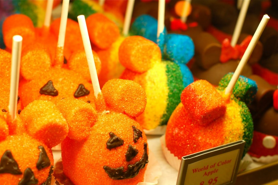 PumpkinCandyApples