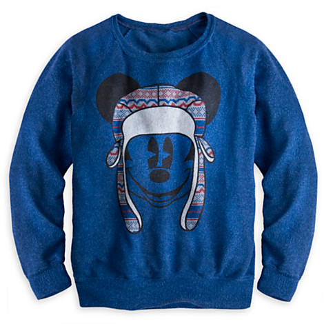 Slip on a Disney sweatshirt, a Marilyn Monroe pullover, or zip yourself into a band hoodie (how about Neck Deep?) and you're ready to head out. This is the place for girls who like to feel warm and look hot. But if you're looking for sweaters, you clicked the wrong page, genius.
