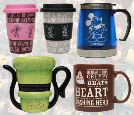 Mugs DIsney Store 1