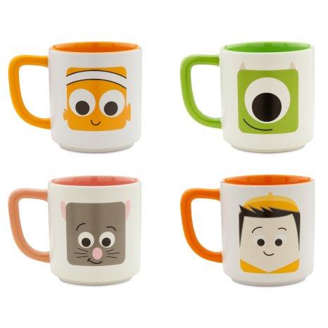 Mugs Pixar