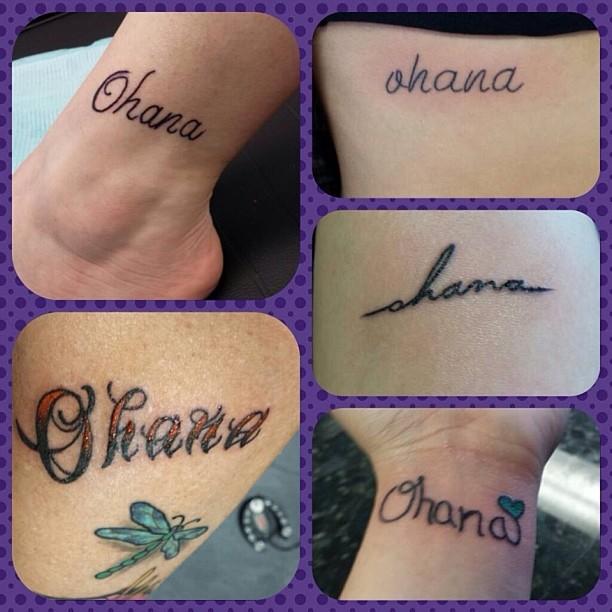 Disney Tattoo Idea