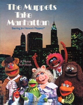 Muppets Manhattan