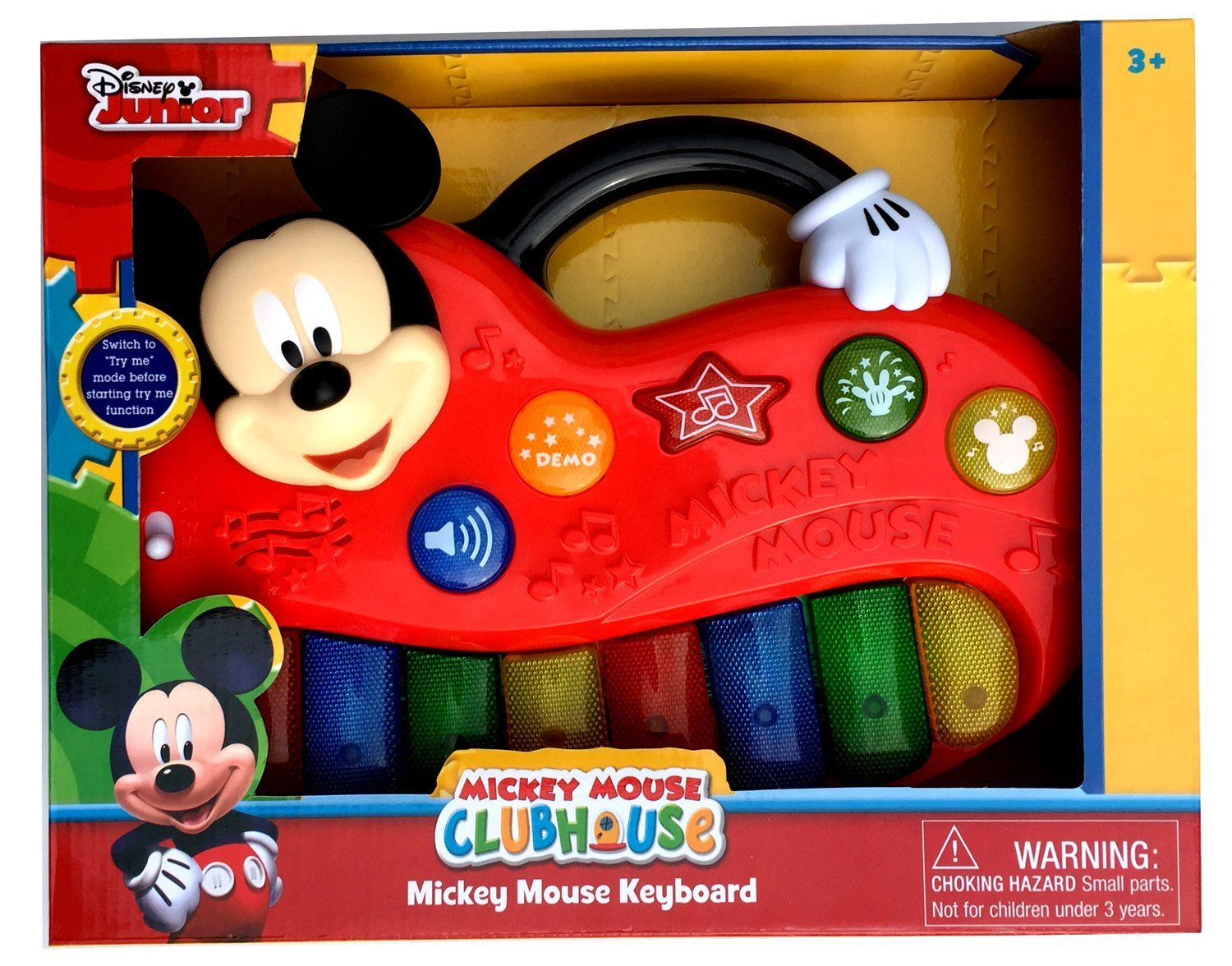 I Actually Just Ordered This For My Son And He Loves It The Keys Light Up Mickey Talks To Them Too Instrument Gifts Are Great At Age They