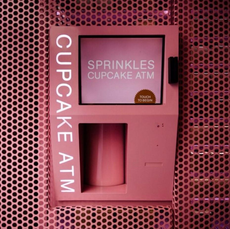 Sprinkles ATM