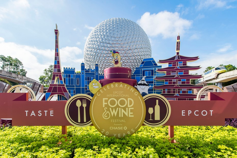 "Guests can sample tapas-sized tastes of inventive cuisine from more than 30 global marketplaces during the Epcot International Food & Wine Festival Sept. 25-Nov. 16, 2015 at Walt Disney World Resort in Lake Buena Vista, Fla. The popular fall festival also features wine tastings, culinary demonstrations, mixology seminars, nightly ""Eat to the Beat"" concerts and a broad range of premium dining events. For the first time in the festival's 20-year-history, global marketplace experiences, expand from the park's World Showcase into Future World. (Matt Stroshane, photographer)"