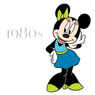Minnie years 5